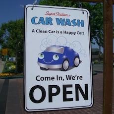 SuperStation Car Wash - Home Page